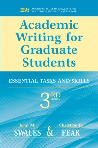 academic writing for graduate students john swales pdf files
