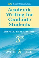 """Post image for Q and A with Chris Feak, co-author of """"Academic Writing for Graduate Students"""" and other MICHIGAN ELT titles"""