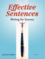 "Thumbnail image for Instructor's Manual for ""Effective Sentences"" available now"