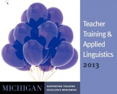 Thumbnail image for 2013 Teacher Training and Applied Linguistics catalog now available