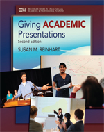 "Thumbnail image for ""Giving Academic Presentations, 2nd edition"" available now!"