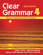"Post image for NEW! The Second Edition of ""Clear Grammar 4"" is now available"