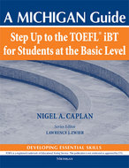 Post image for Preparing for the TOEFL iBT?