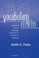 "Thumbnail image for 10 Years of Keith Folse's ""Vocabulary Myths: Q and A with Keith Folse"