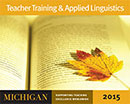 2015 Teacher Training and Applied Linguistics