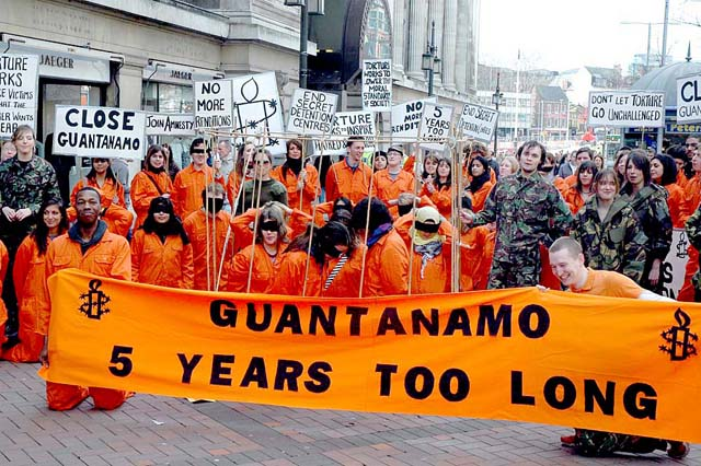 guantanamo bay and habeas corpus Two updates in mass guantanamo habeas case  center for 'enemy combatants' on september 16, 2010 in guantanamo bay, cuba.