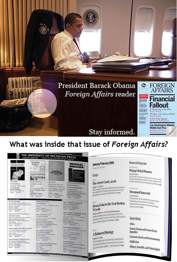 ObamaandForeignAffairs