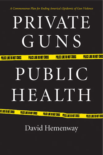 Post image for Media Matters makes its case with Hemenway's 'Private Guns, Public Health'