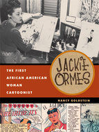 cover, Jackie Ormes: The First African American Woman Cartoonist