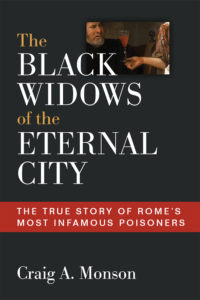 The Black Widows of the Eternal City cover